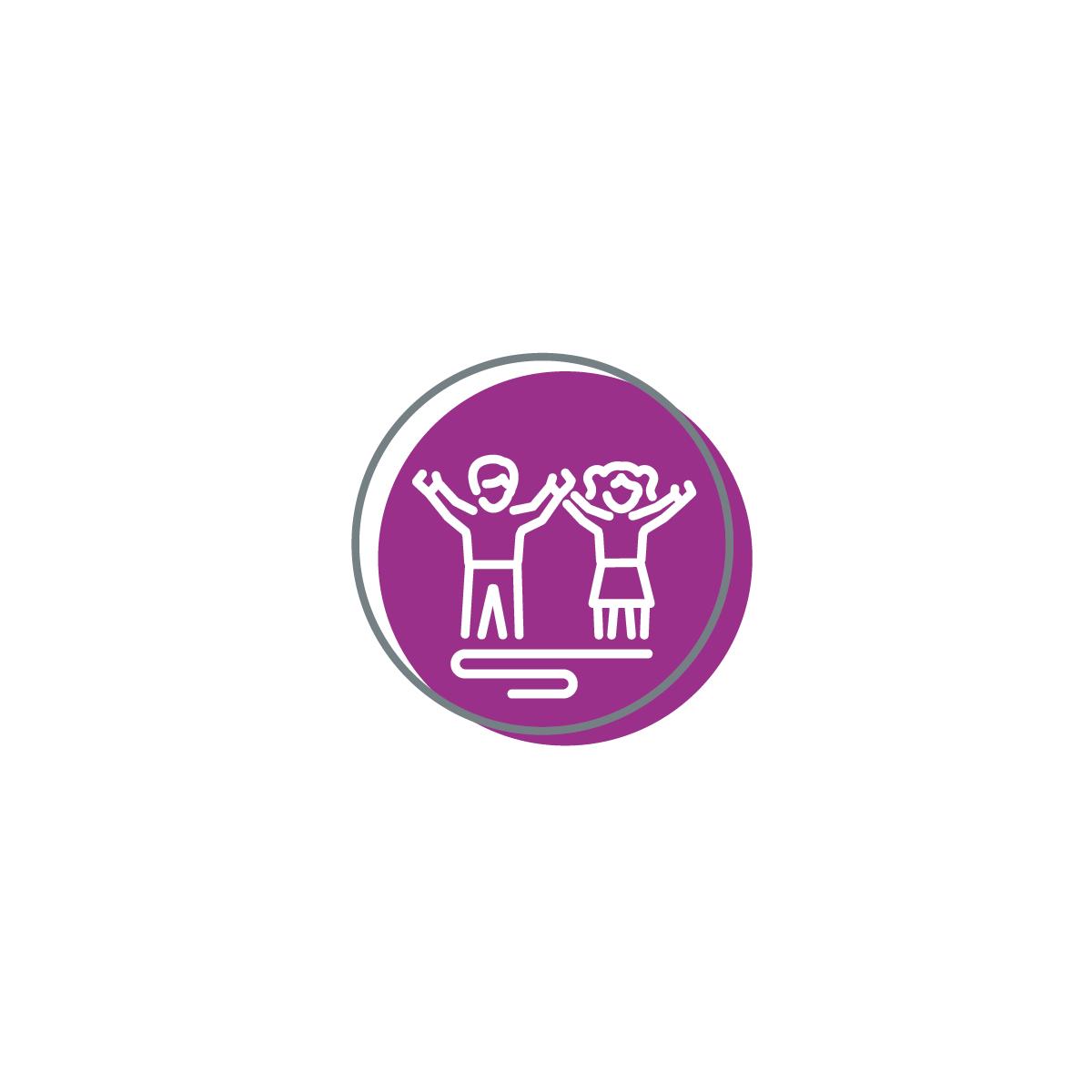 child care innovation icon