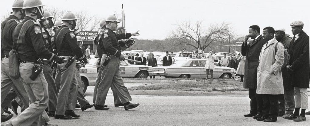 Rep. John Lewis' 1965 march in Selma should continue to inspire us to pursue antiracist policies in early childhood advocacy.