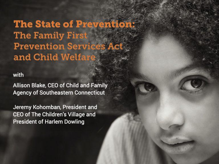 FFPSA and Child Welfare Presentation