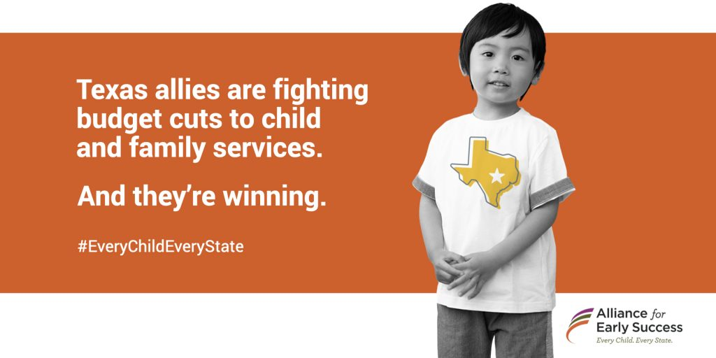 Texas Early Intervention Advocacy