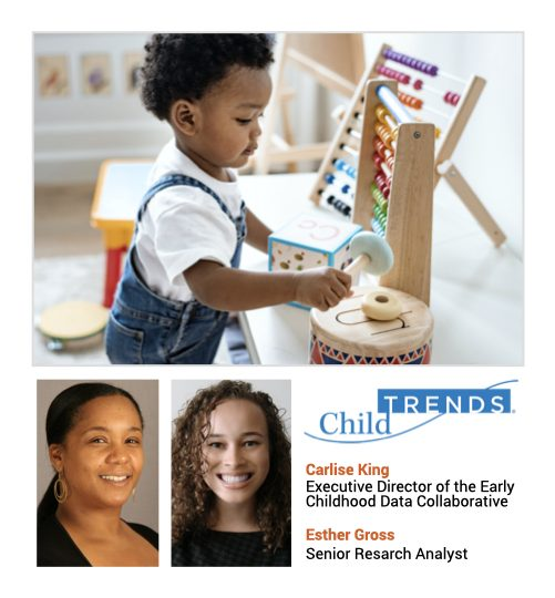 Alliance for Early Success Child Care Policy Roadmap Cover