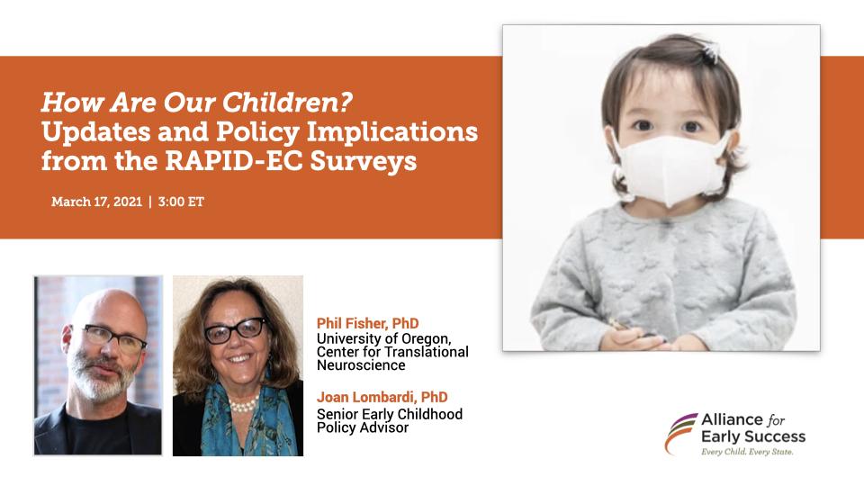 RAPID EC early childhood findings